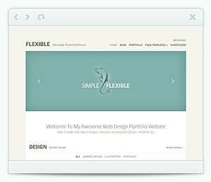 Flexible WordPress Theme